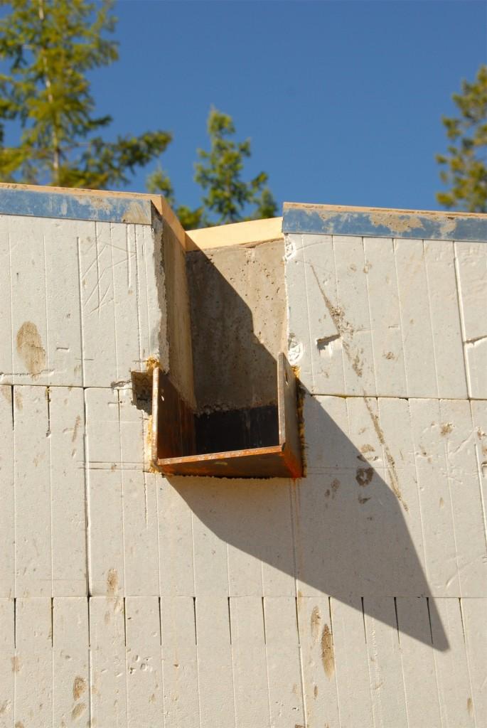 The Ridge Walls Amp Beams Ecocentric Design